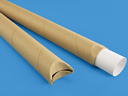 "2 x 12"" Snap-Seal Tubes - .060"" thick"