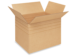"24 x 18 x 18""  Multi-depth Corrugated Boxes"
