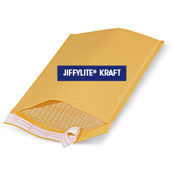 "8 1/2 x 14 1/2"" Self-Seal Jiffylite<sup>®</sup> Mailers #3"