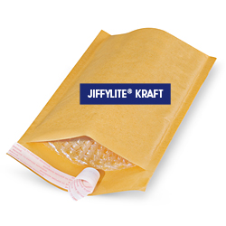 "6 x 10"" Self-Seal Jiffylite<sup>®</sup> Mailers #0"