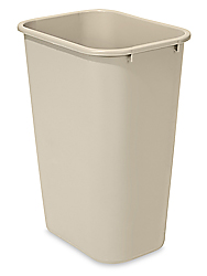 Rubbermaid Office Trash Can 10 Gallon S 13527 Uline