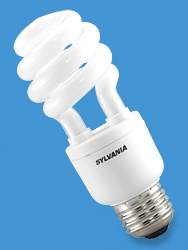 13 Watt Compact Fluorescent Light Bulbs