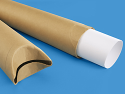 "4 x 24"" Snap-Seal Tubes - .080"" thick"
