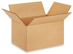 "10 x 8 x 6"" 275 lb. Heavy Duty Corrugated Boxes"