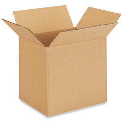 "10 x 8 x 10"" Corrugated Boxes"