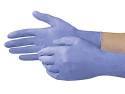 Nitrile Powder-Free Comfort Gloves