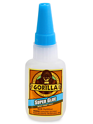 Gorilla Super Glue - .5 oz.