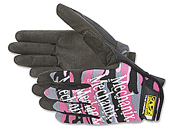 Mechanix<sup>®</sup> Pink Camo Gloves