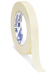 "3M 2307 General Purpose Masking Tape - 3/4"" x 60 yards"