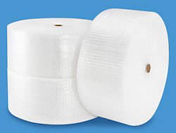 "5/16"" Bubble Wrap<sup>®</sup> Strong Bubble 16"" x 375' Roll - perforated every 12"""