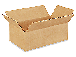 "9 x 5 x 3"" Corrugated Boxes"