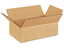"10 x 6 x 3"" Corrugated Boxes"