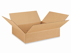 "18 x 16 x 4"" Corrugated Boxes"