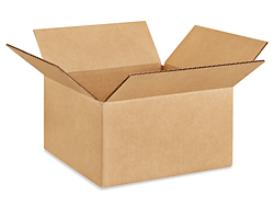 "9 x 8 x 6"" Corrugated Boxes"