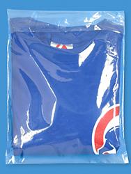 Flap Lock Poly Bags 2 Mil 9 X 12 S 6649