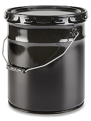 5 Gallon Steel Pail with Lid