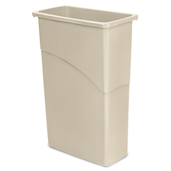 Rubbermaid<sup>®</sup> Slim Jim<sup>®</sup> Trash Can - 23 Gallon