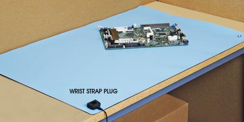 Anti Static Tables : Anti static table mat antistatic in stock uline