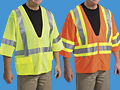 Class 3 Safety Vests