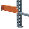 Pallet Rack Wall Brackets