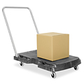 Rubbermaid Triple Trolley Cart
