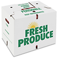 Wax Produce Boxes