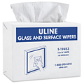 Uline Glass and Surface Wipers