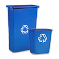 Rubbermaid Recycling Containers