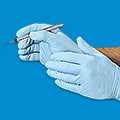 Uline Exam Grade Nitrile Gloves