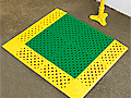 Eye Wash Station Mat