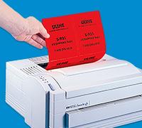 laser labels laser mailing labels uline laser labels in stock uline. Black Bedroom Furniture Sets. Home Design Ideas