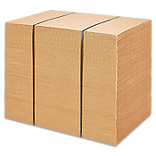 Large Corrugated Pads