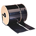 Black Heavy Duty Poly Tubing