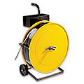 Uline Economy Strapping Cart