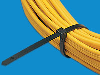 Black UV Cable Ties