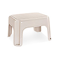 Plastic Retail Step Stool