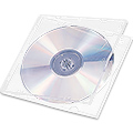 Square Plastic CD Cases