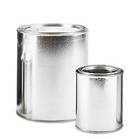 Paint Cans, Pails and Rings