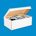 One Piece Corrugated Shoe Boxes