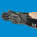 Best Black Knight PVC Gloves