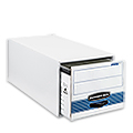 Storage Drawer File Boxes