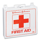 Johnson & Johnson™ First Aid Kit