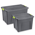 Latch Storage Totes
