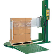 Semi Automatic Stretch Wrap Machines