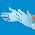 Uline Industrial Nitrile Gloves