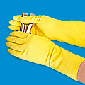 Chemical Resistant Latex Gloves