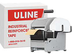 Reinforced Kraft Sealing Tape -  Uline