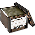 R-Kive® Storage File Boxes - 15 x 12 x 10""