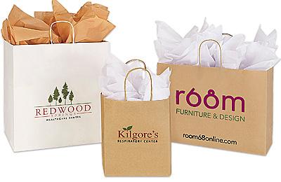 Printed Retail Bags