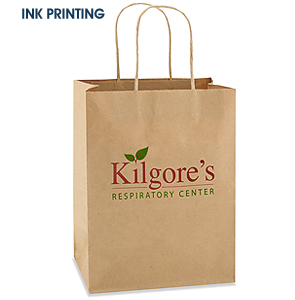 Custom Printed Retail Bags